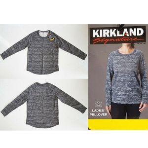 Kirkland Signature Ladies' Crew Pullover